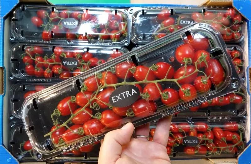 Pomodorini extra Coop Faro