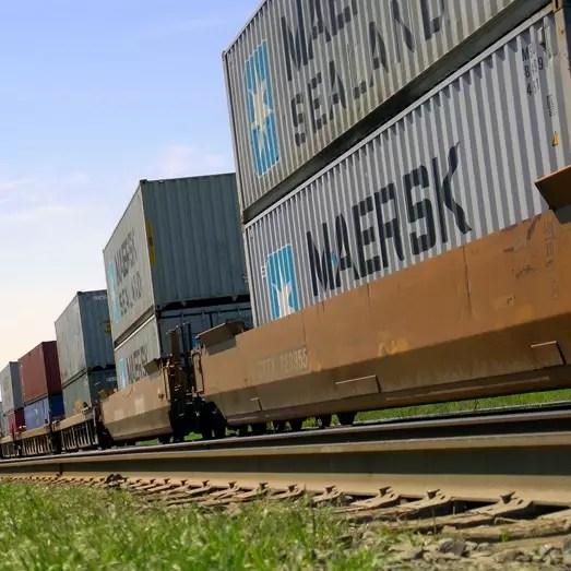 Maersk rail