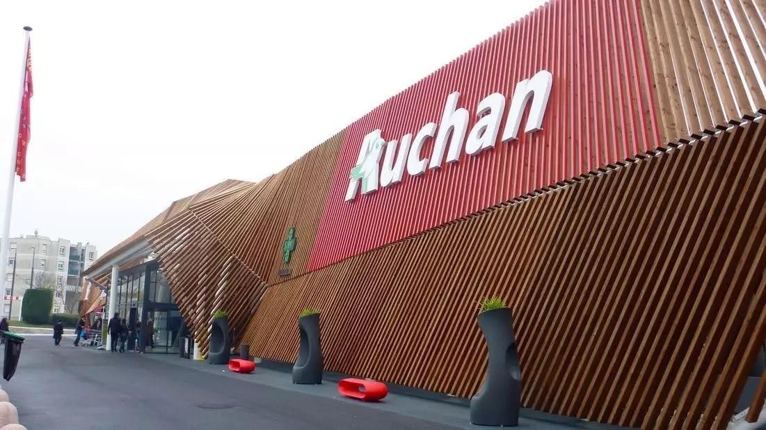 Auchan Lyon