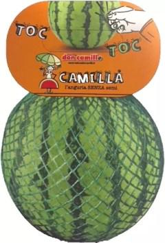 Camilla anguria packaging