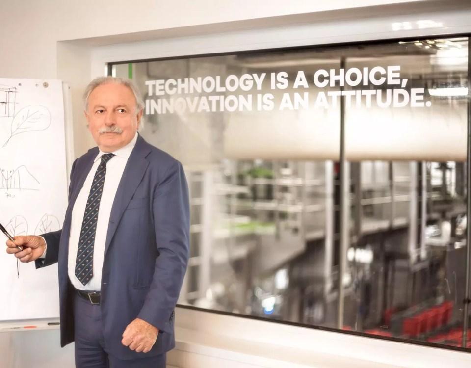 Giancarlo Boscolo - presidente Cultiva