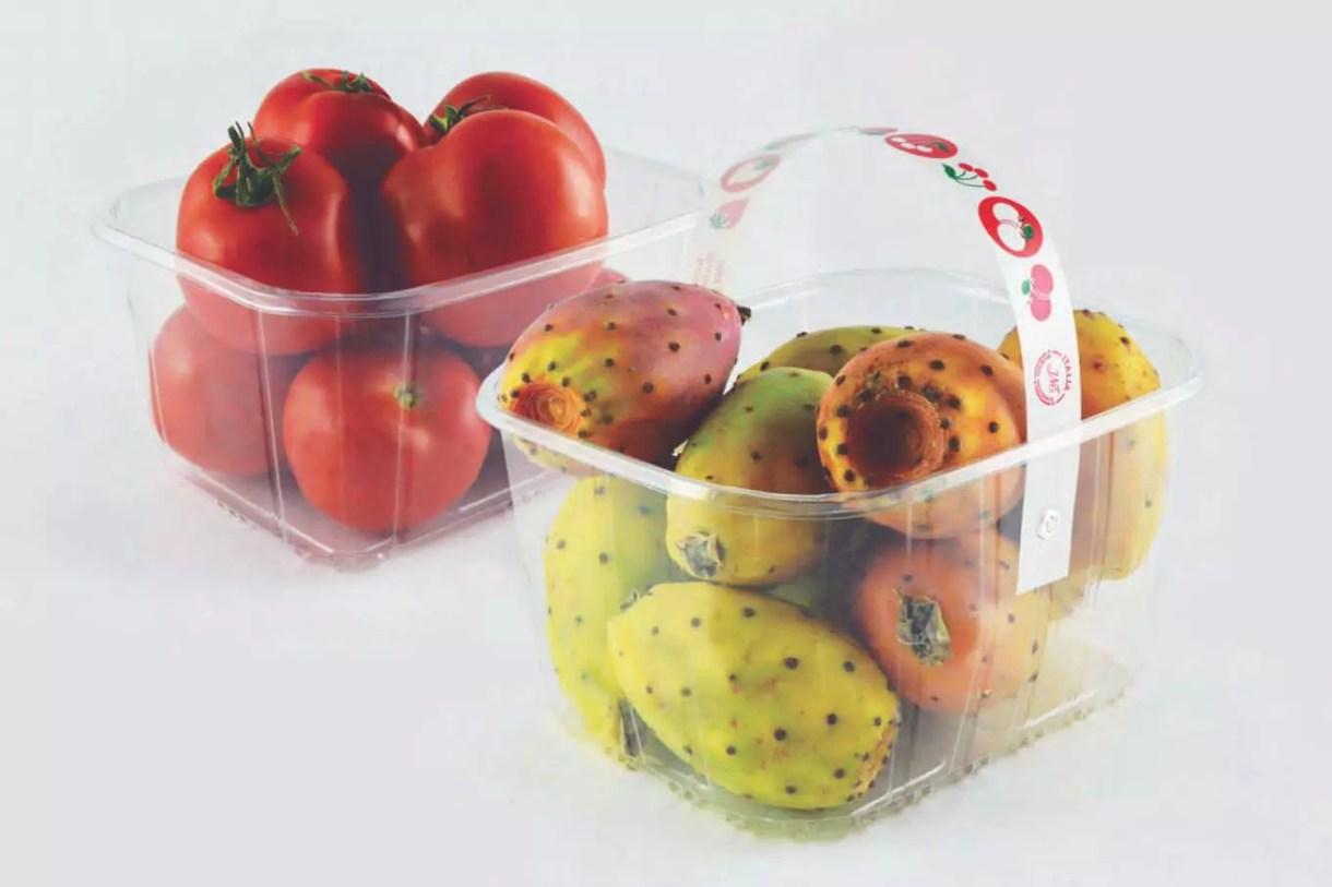 packaging plastica ortofrutta