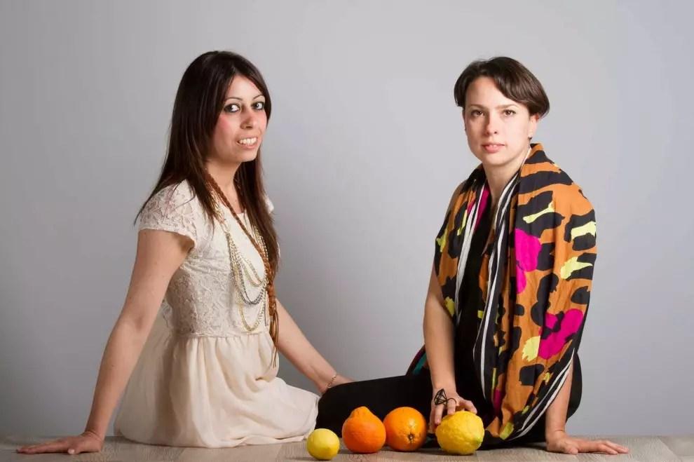 Orange Fiber Adriana e Enrica