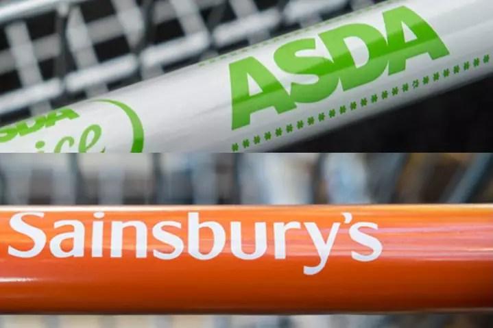 Sainsburys-Asda