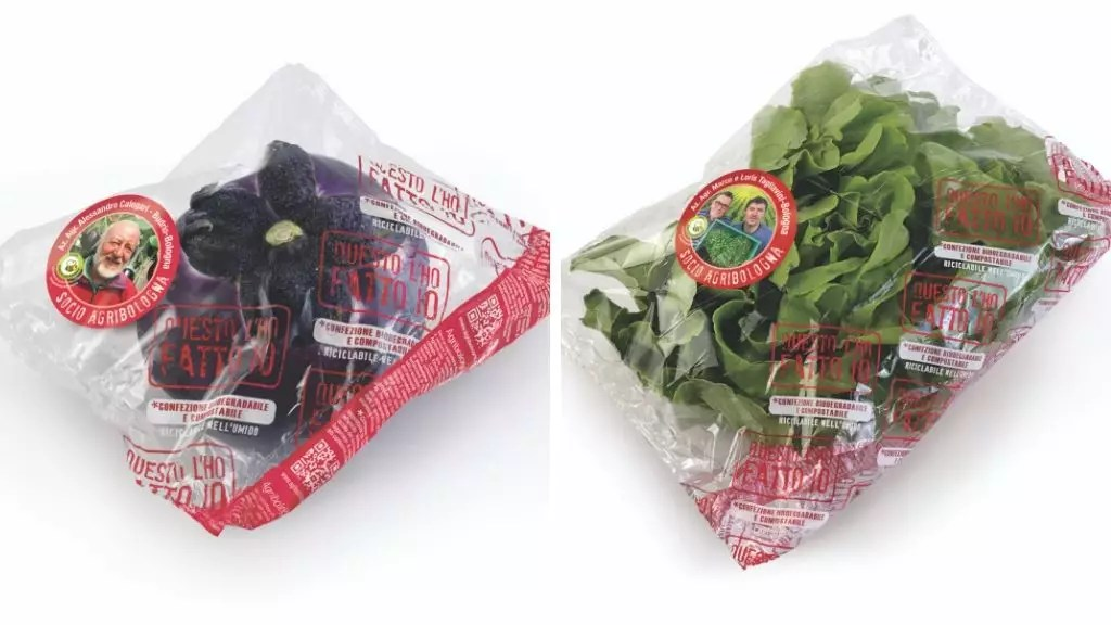 agribologna packaging compostabile