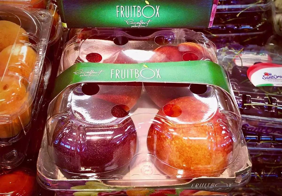 Orchidea Frutta Fruitbox