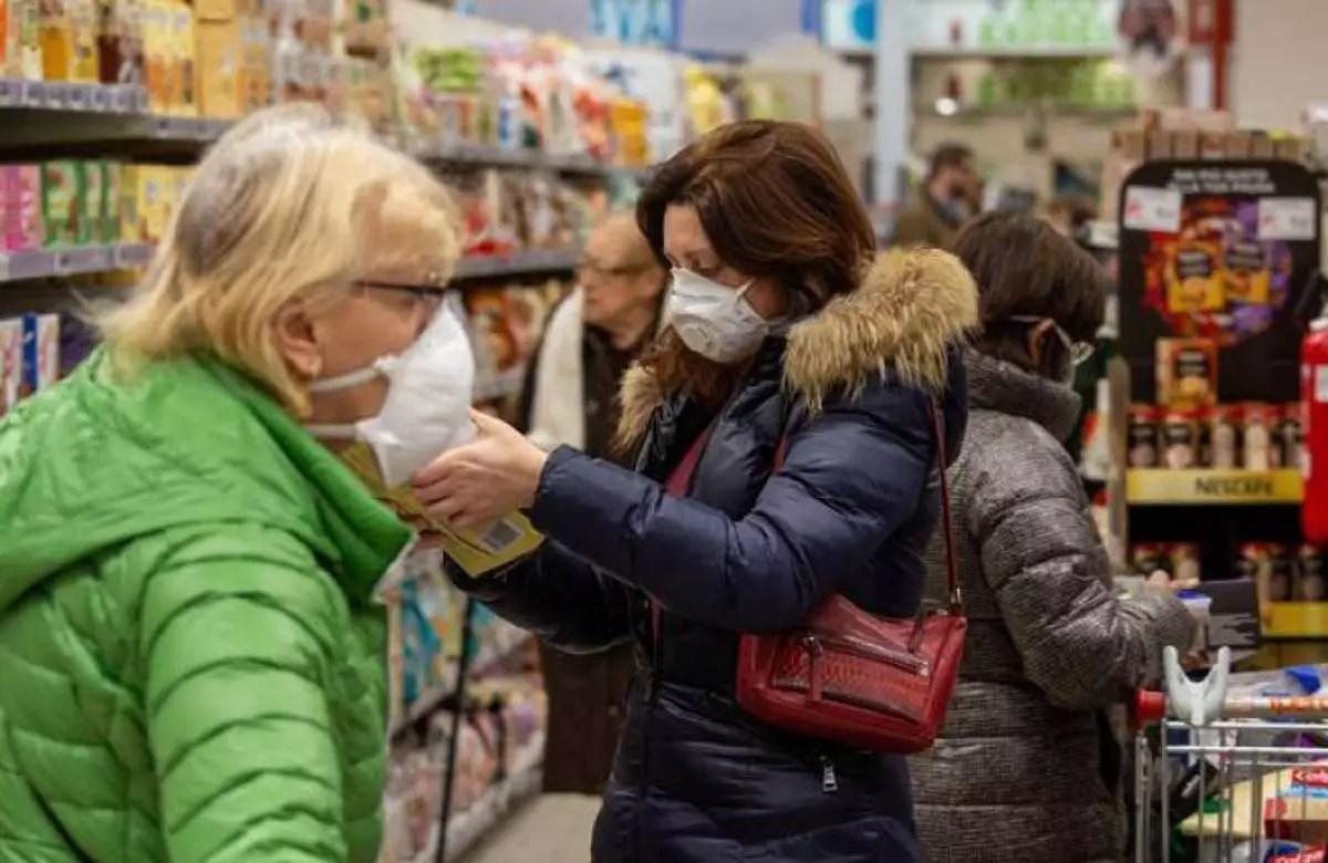 Covid supermercati