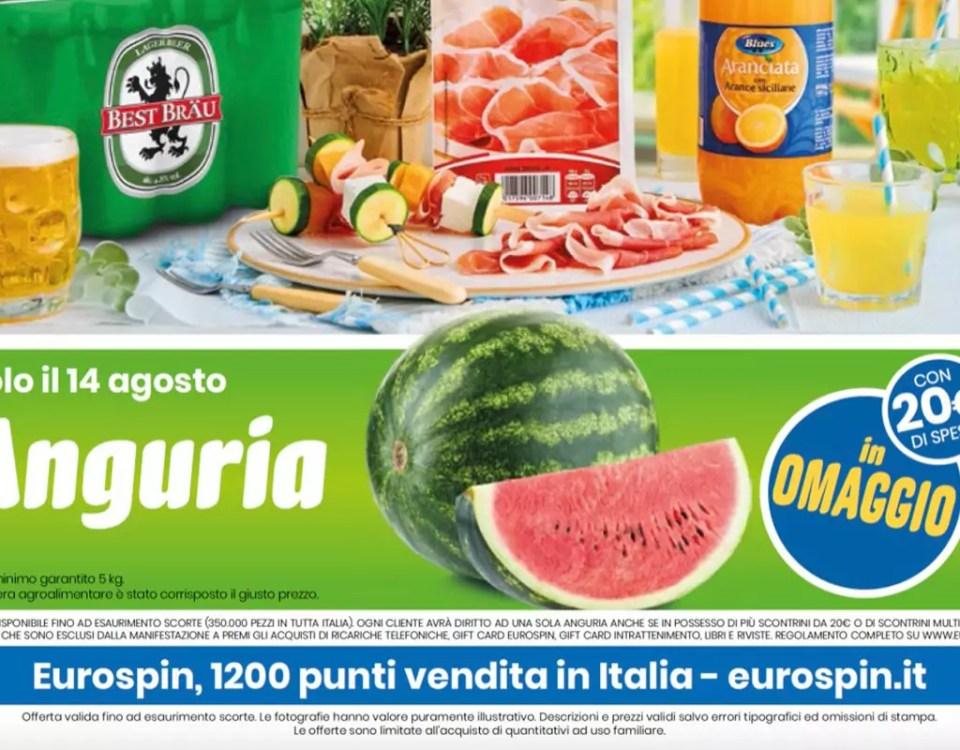 Eurospin-anguria-omaggio-14-agosto-2021