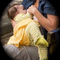 Breastfeeding a Toddler: Fighting Social Norms