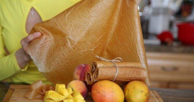 Mango Peach Fruit Lavash