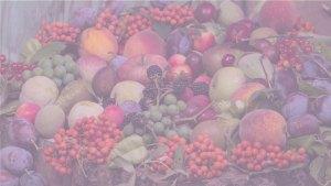 hazy fruit