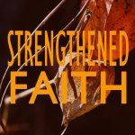 #depressionis... strengthened faith
