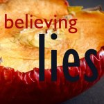 #depressionis... believing lies