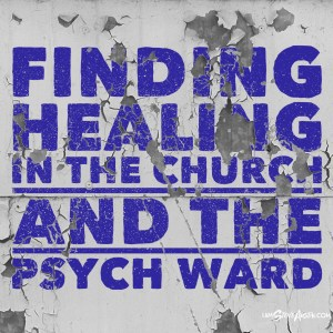 Steve Austin psych ward and church