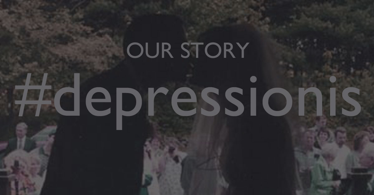 Our #depressionis story