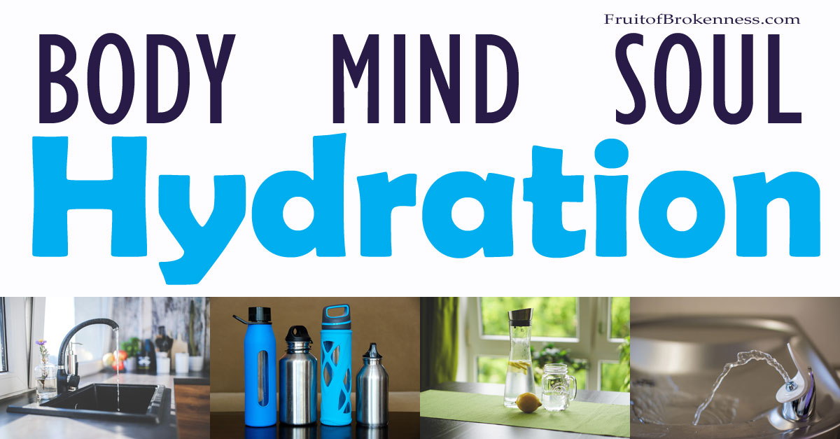 dehydration and mental health