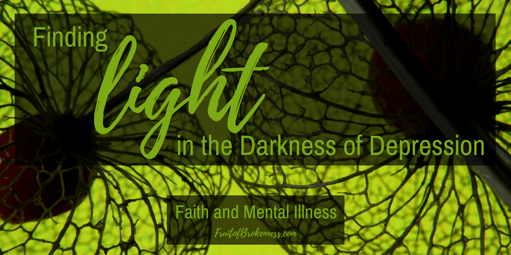 Finding God's Light in the Darkness of Depression