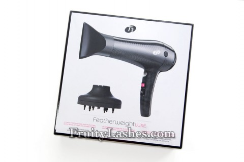 T3 Featherweight Luxe Dryer Review Fruity Lashes