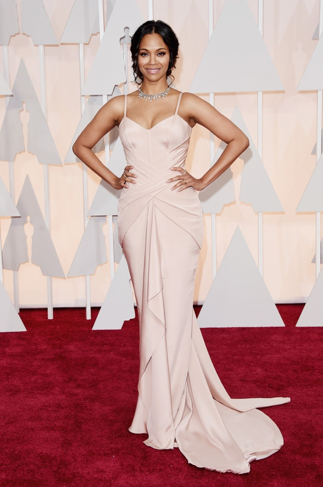 zoe-saldana-nude-dress-oscars-2015