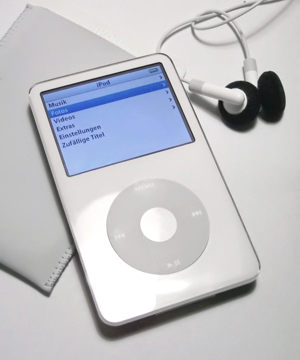 Ipod, 5th generation