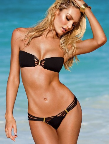 bikini body summer model