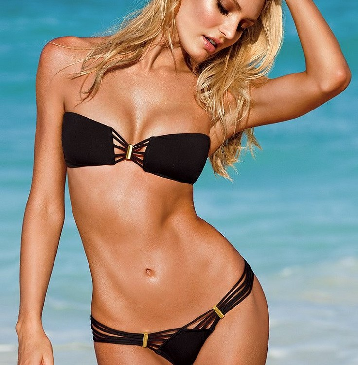 bikini body summer model
