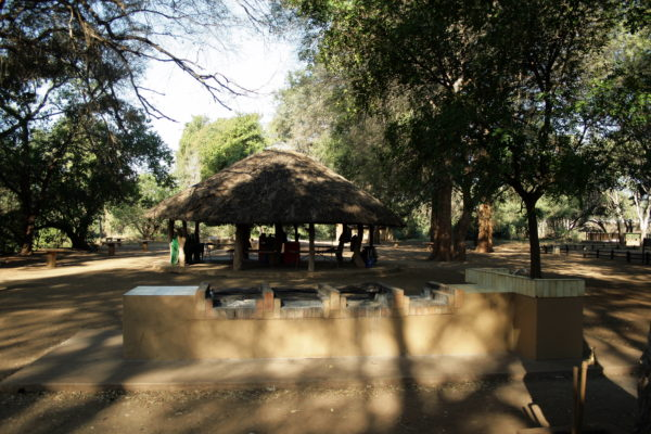 Picture of Kruger Park picnic area