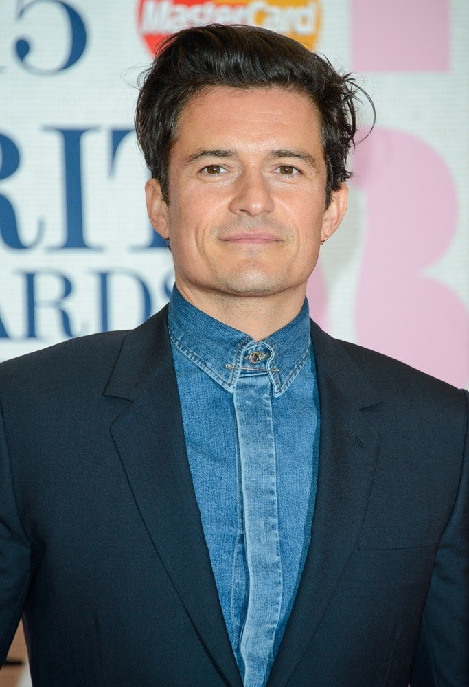 The Brit Awards 2015 (Brits) held at the O2 - Arrivals Featuring: Orlando Bloom Where: London, United Kingdom When: 25 Feb 2015 Credit: Joe/WENN.com
