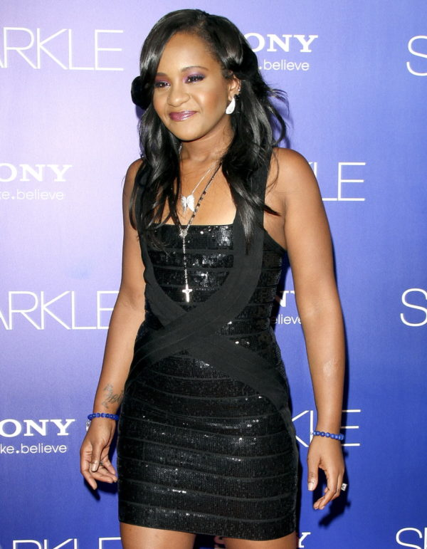 Bobbi Kristina Brown The Los Angeles Premiere of 'Sparkle' - Inside Arrivals Los Angeles, California - 16.08.12 Featuring: Bobbi Kristina Brown Where: CA, United States When: 16 Aug 2012 Credit: WENN