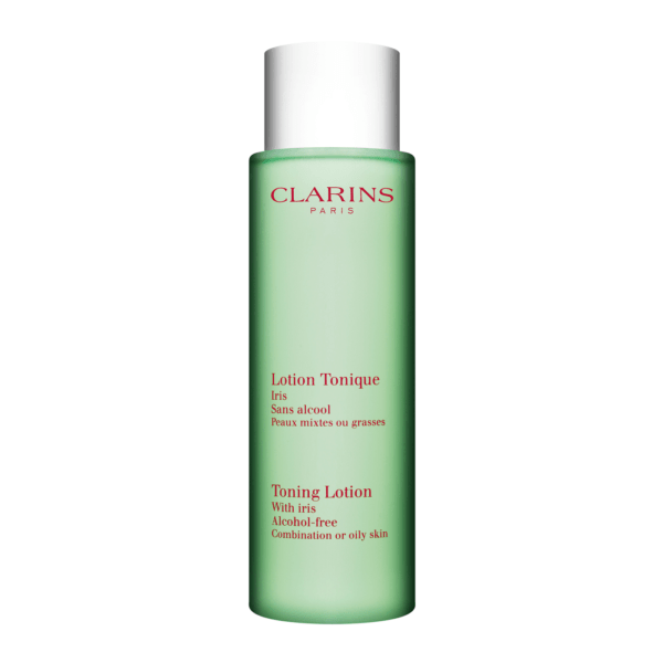 Clarins Toning Lotion With Iris