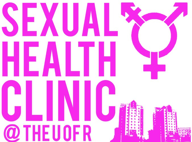 sexual health clinic poster