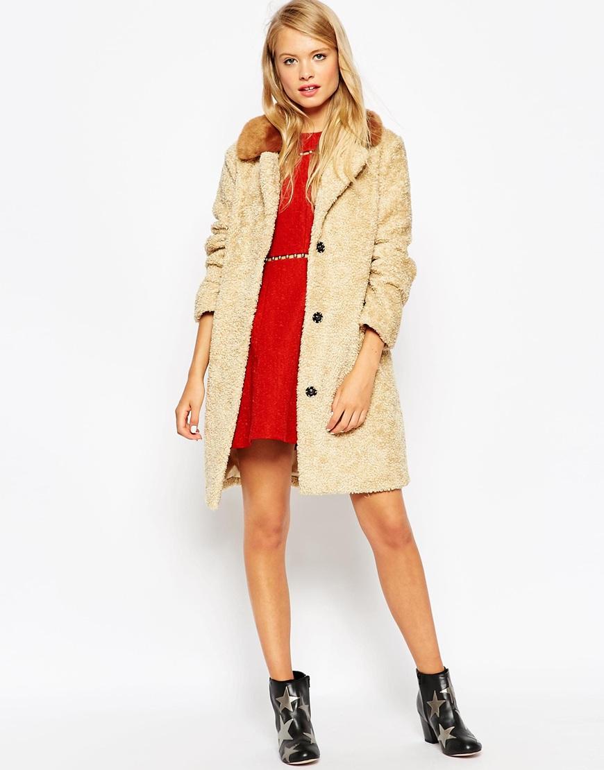 Asos tall coat