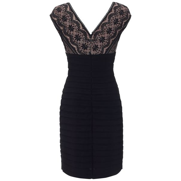 Lace banded LBD