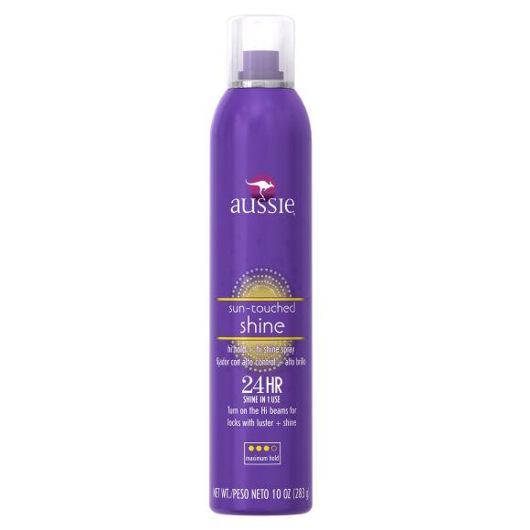 Aussie Hi Beam hairspray