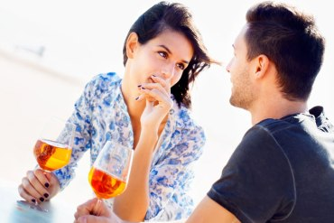 love relationship man woman first date