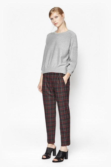 French Connection Soho Checked Trousers - £79