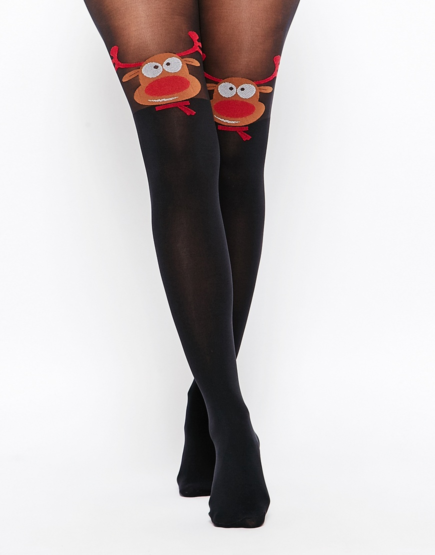 Reindeer tights
