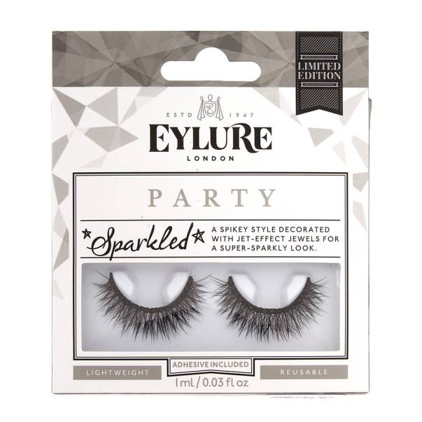 Eylure sparkle eyelashes