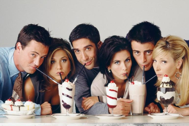 friends reunion tv show