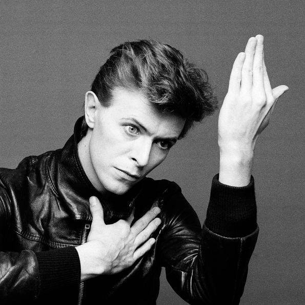 David Bowie on tour