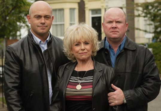 Ross Kemp On Left -Image Sourcewhatsontv.co.uk