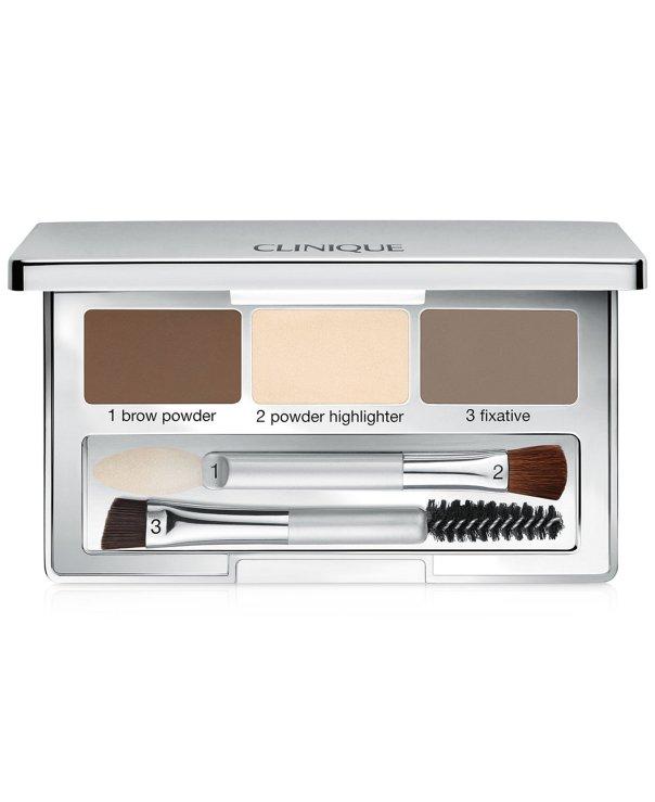 Clinique brow palette