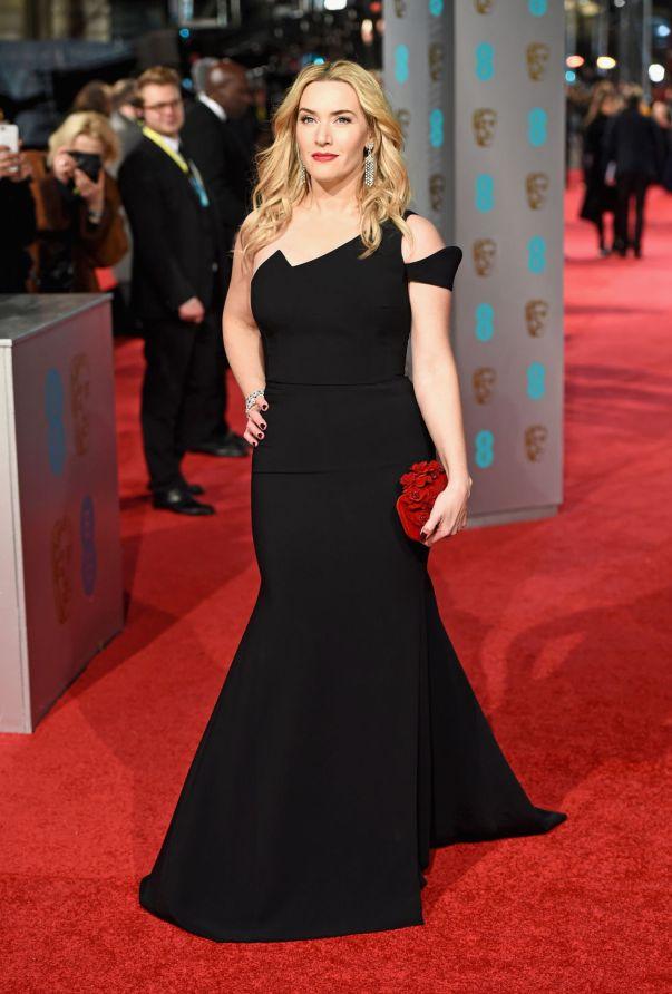 Kate Winslet at Baftas