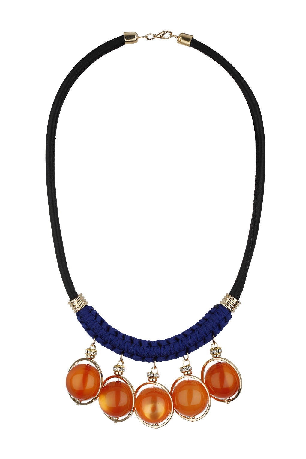 Toyshop statement necklace