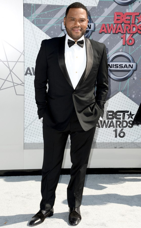 ANTHONY ANDERSON The Black-ish