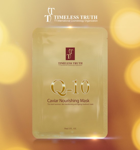 Timeless Truths Caviar Q10 Sheet mask