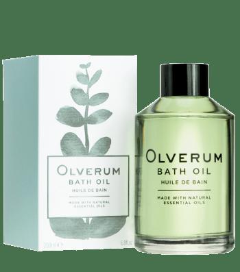 200ml Olverum bath oil