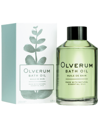 200ml Olverum bath oil