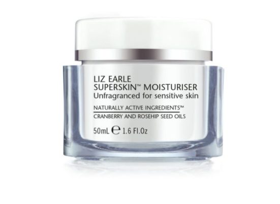 Liz Earle unfragranced moisturiser