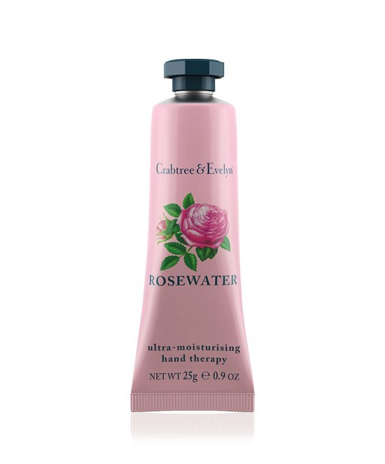 Crabtree & Evelyn rosewater cream